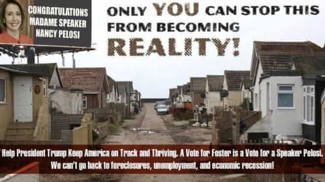 美共和黨候選人用破村照攻擊對手 村民:這裡是英國!