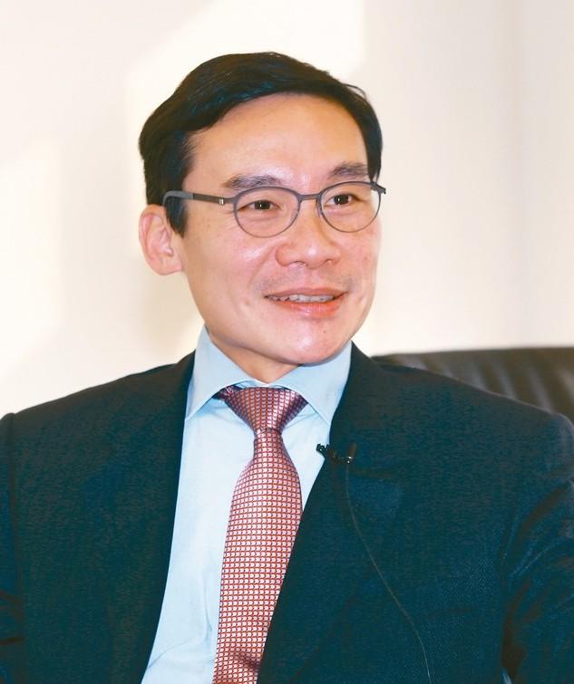 東和鋼鐵董事長侯傑騰 (本報系資料庫)