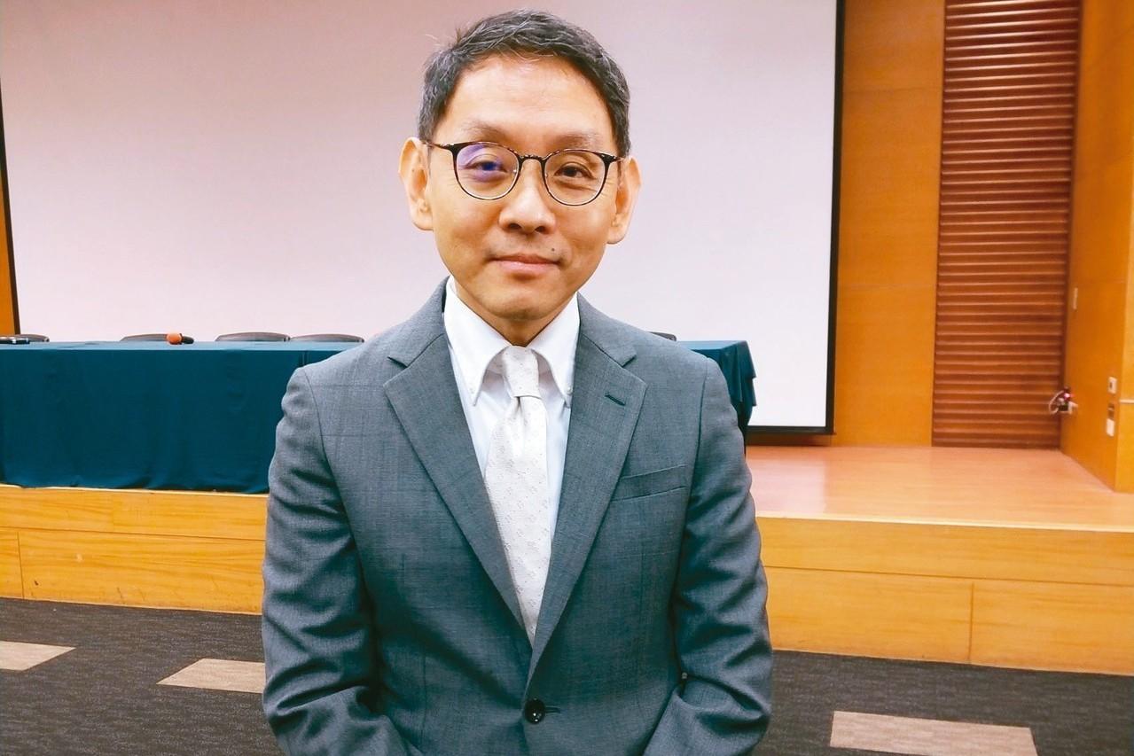 華新科10月單月獲利賺近半個股本。圖為華新科董事長焦佑衡。 聯合報系資料照片