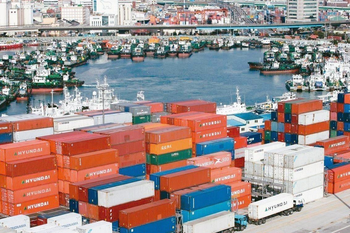 南韓出口表現顯示全球市場對汽車、半導體、石化產品需求仍強。南韓上月對美國、日本出...
