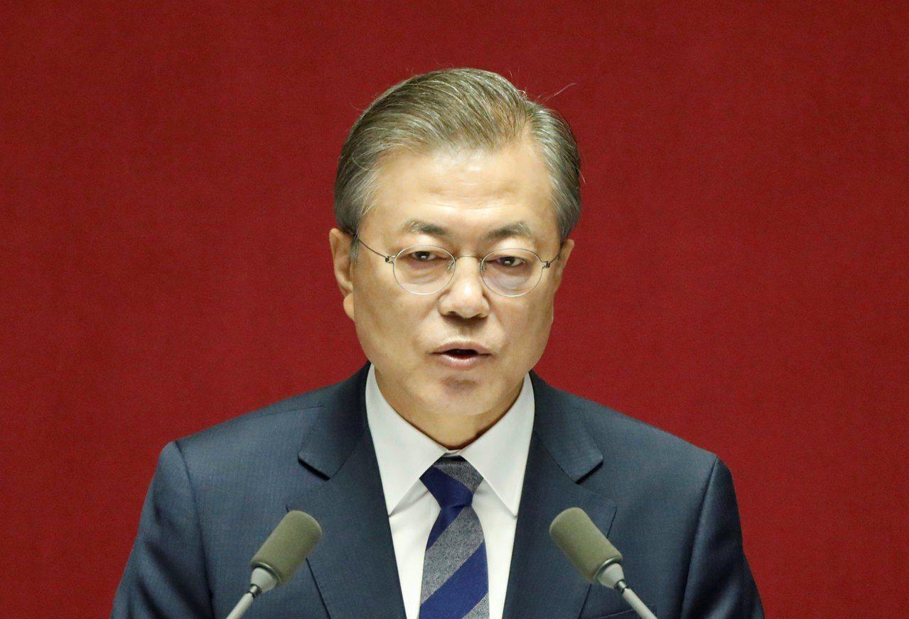 南韓總統文在寅明將進行8天的G20(20國集團)峰會訪問行程。 路透社