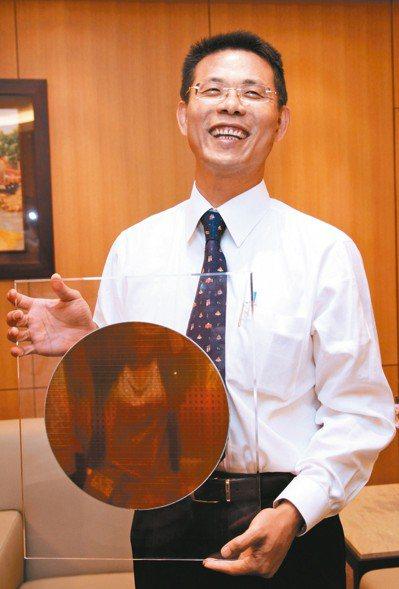 前瑞晶電子總經理陳正坤。 圖/聯合報系資料照片