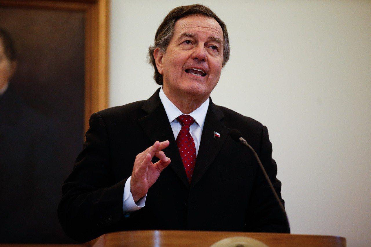 智利外交部長安普耶羅。歐新社