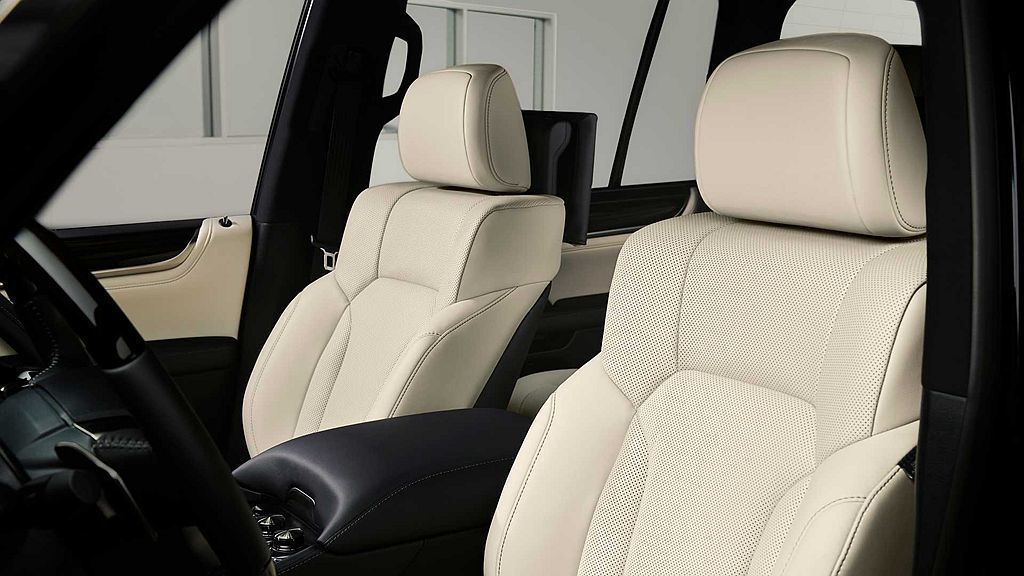 Lexus LX Inspiration Series特仕車將後座影音娛樂系統列...