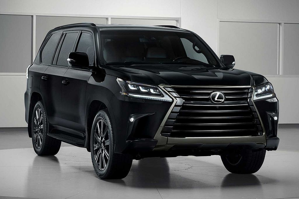 Lexus LX Inspiration Series特仕車。 摘自Lexus