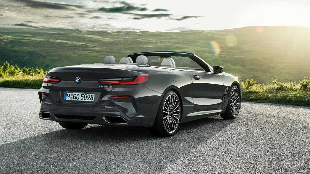 全新BMW 8 Series Convertible(G14)共有M850i x...