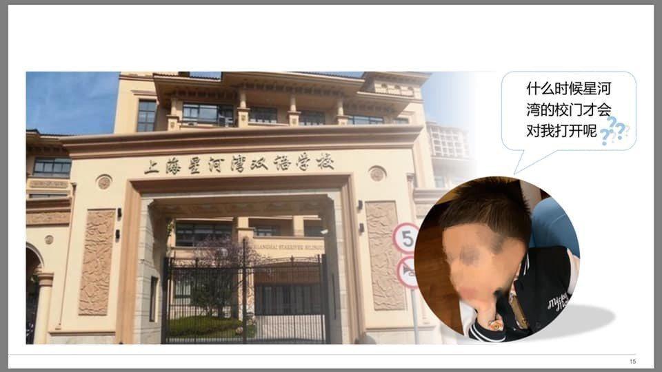 上海連要上小學競爭都如此激烈,網友看了都不敢相信。 圖片來源/微博