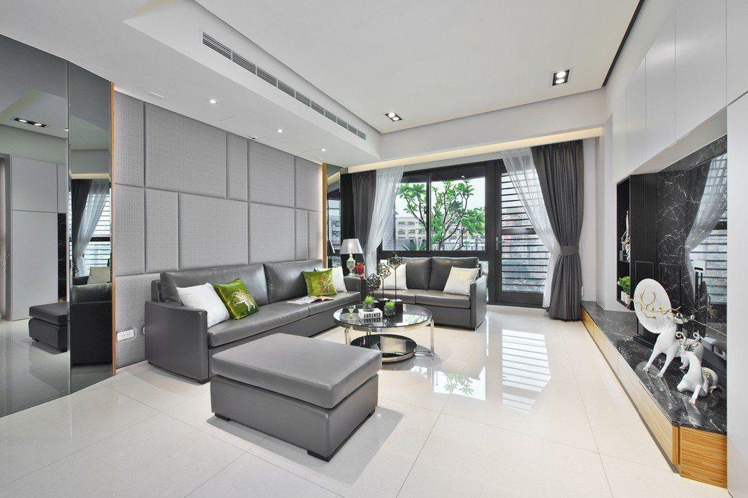 三代同堂別墅大空間,讓所有親愛的家人都可以住在一起。圖片提供/祥傑建設