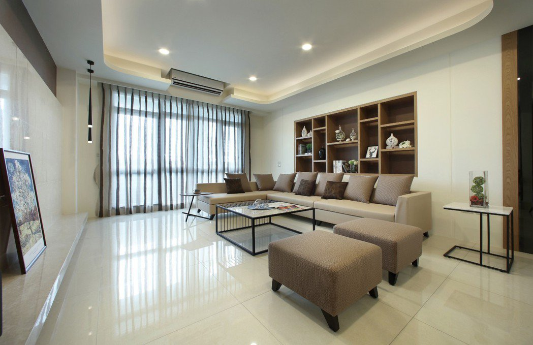 精鑄傳家大宅,豪闊大面寬、採光通風佳。圖片提供/豐大建設