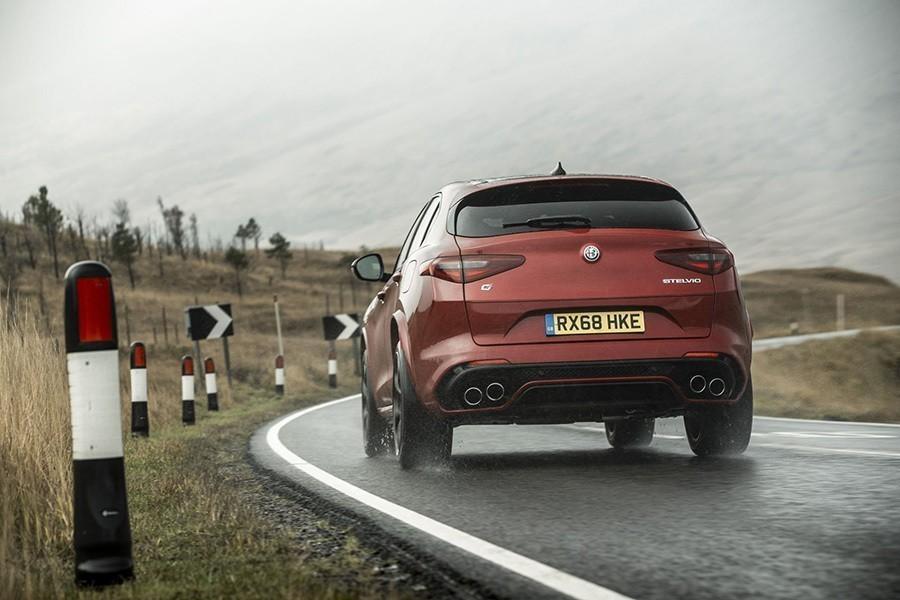 Alfa Romeo Stelvio Quadrifoglio最新廠照曝光!