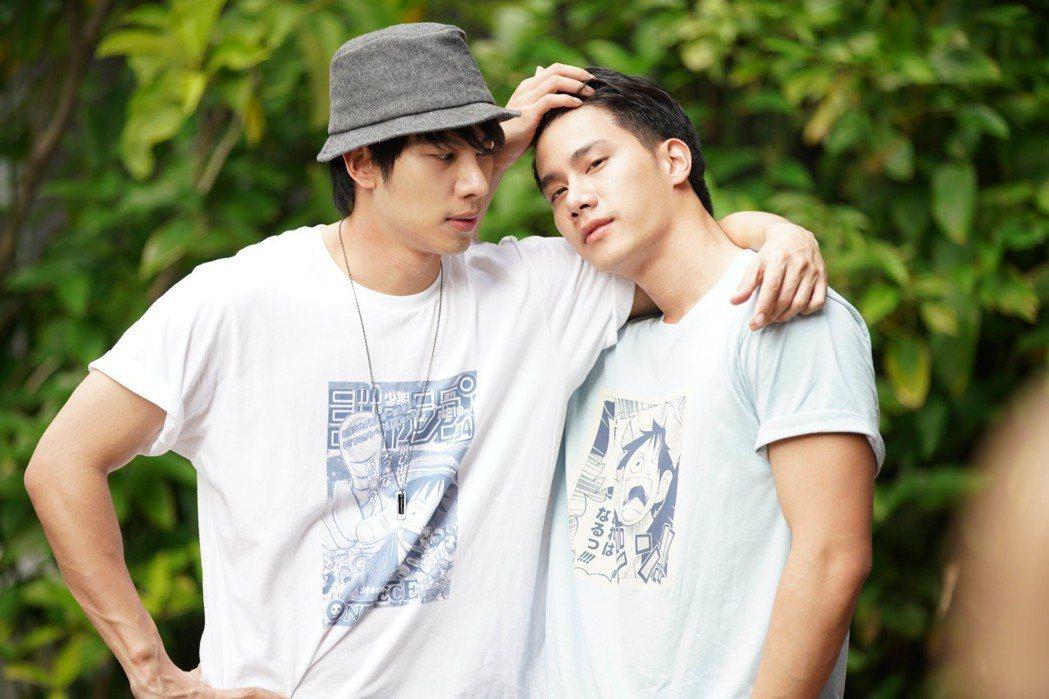 MAX(左)與TUL將來台灣辦粉絲見面會,將重現戲劇橋段。圖/CHOCO TV提...