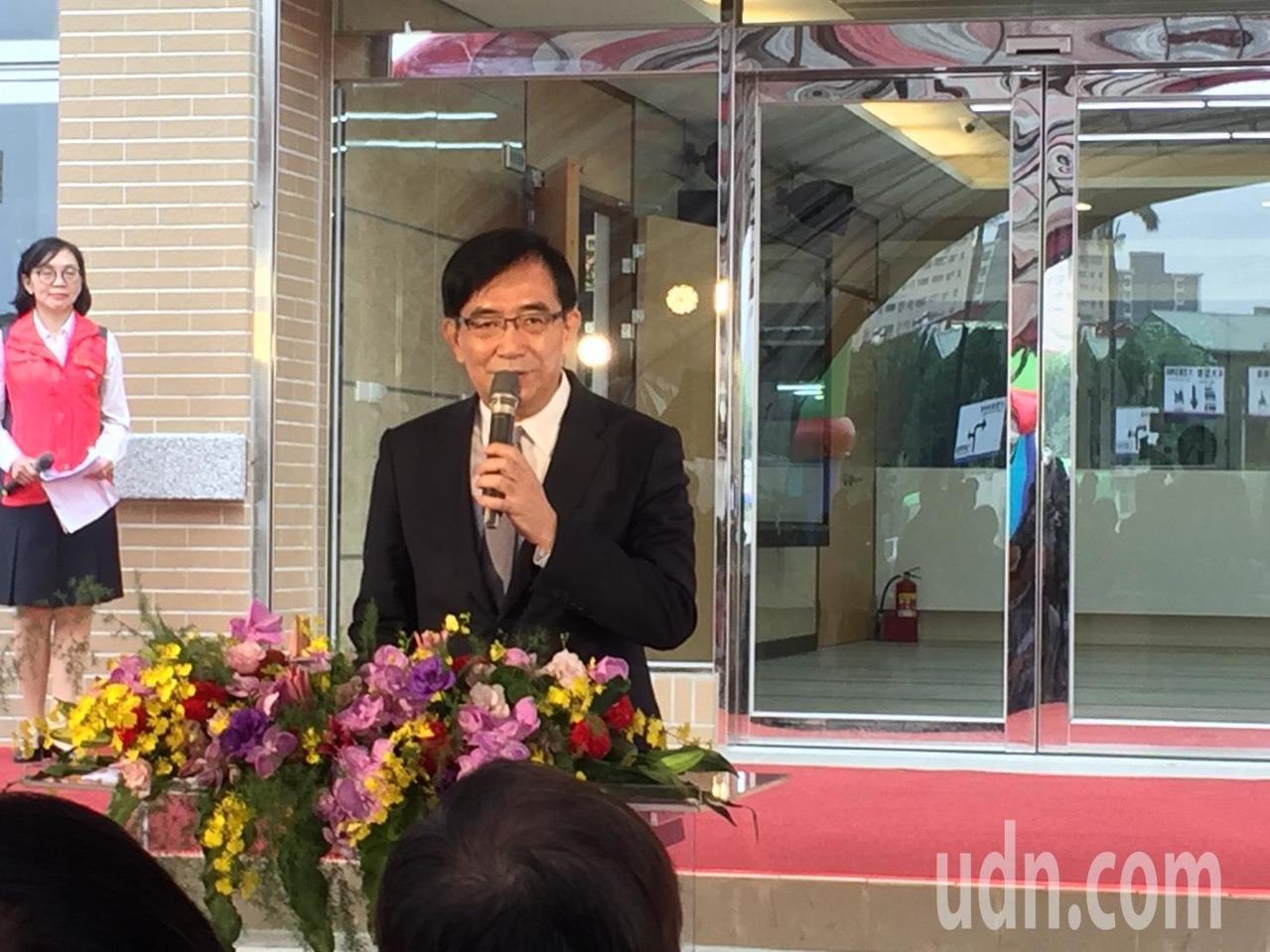 交通部長吳宏謀。記者洪安怡/攝影