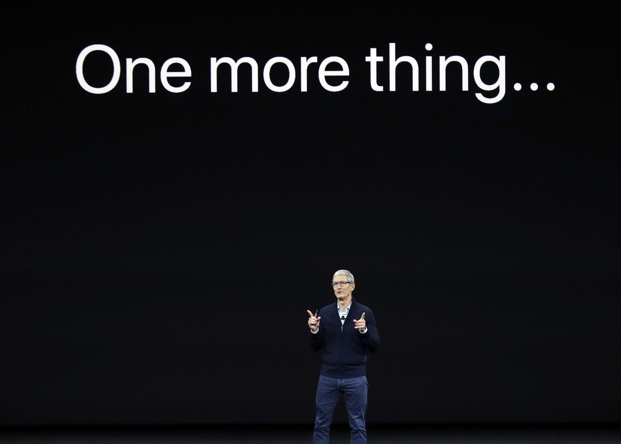 蘋果意外宣布不再公布個別產品的銷售數字,「One more thing」的壓軸變...