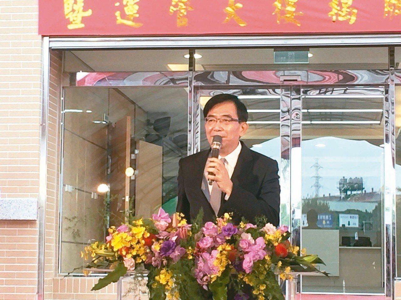交通部長吳宏謀稍早表示,懲處員工是否適當,會進行必要的檢討。 記者洪安怡/攝影