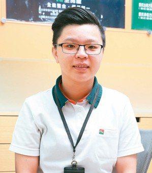 邱怡珊(信義房屋頂埔捷運店),33歲,入行3年。 圖/信義房屋提供