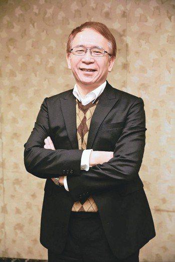 晟德董事長林榮錦。 (聯合報系資料庫)
