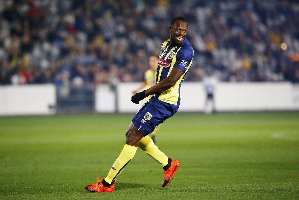 牙買加傳奇田徑巨星柏特(Usain Bolt)從田徑場「跨界」到職業足壇的夢想,...