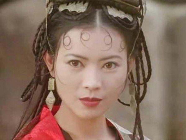 藍潔瑛曾是受到各方看好的演技派女星。圖/摘自微博
