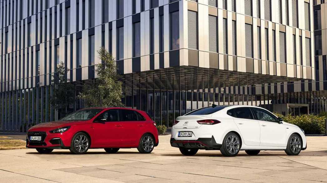 Hyundai在今年下半年於歐洲陸續推出i30 N Line與i30 Fastb...