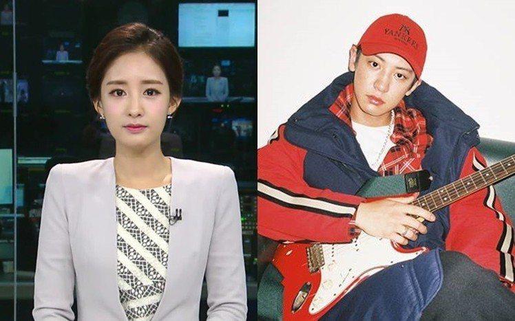 (左)朴宥拉、燦烈。圖/擷自instagram、BNT提供