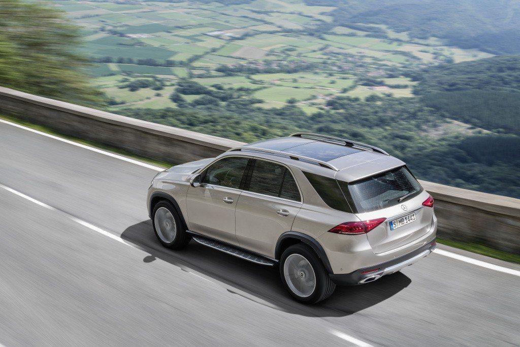 英國消費者已經可至官網預定全新Mercedes-Benz GLE。 摘自Mercedes-Benz
