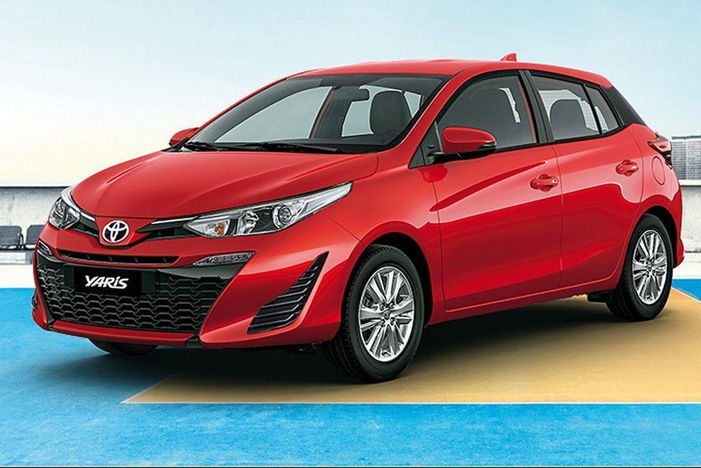 銷售穩扎穩打的Toyota Yaris,今年前三季累積銷量為9,493輛,相比去...