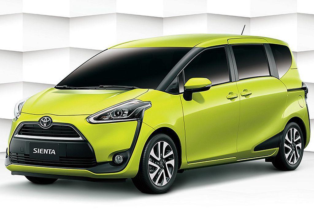 空間機能性相當強的Toyota Sienta,今年前三季在台賣出銷12,230輛...