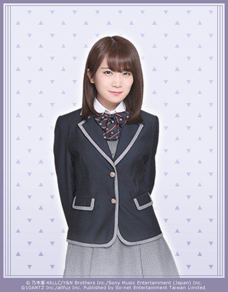 乃木坂46成員 秋元真夏。
