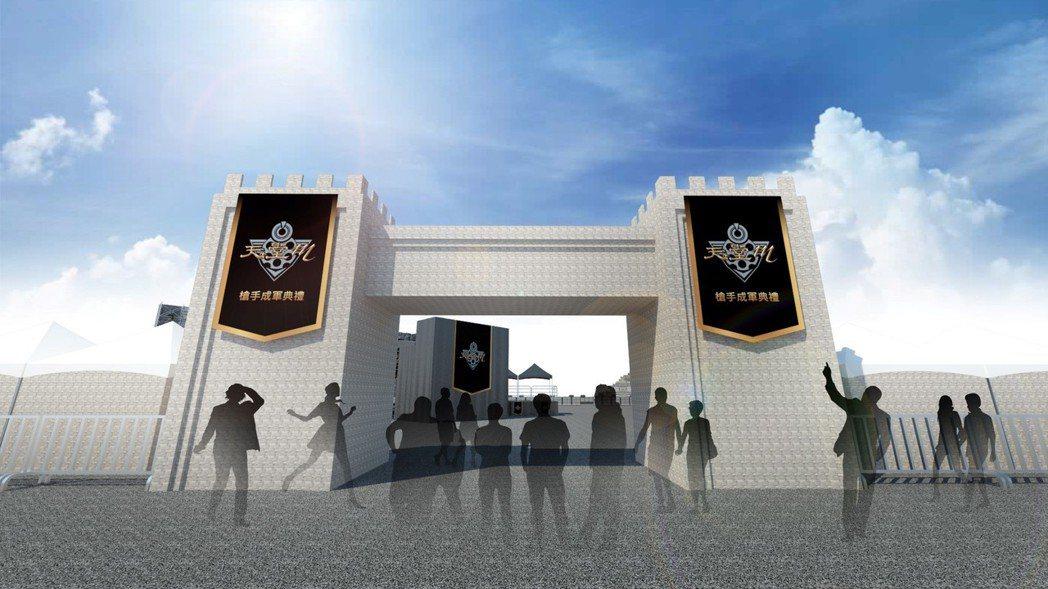 全台首座「亞丁王國」1110高雄夢時代登場。