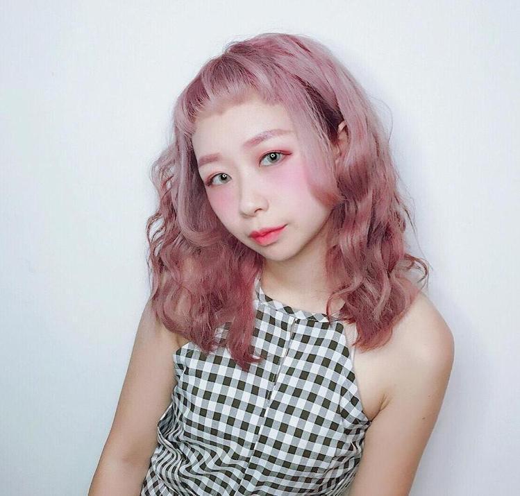 髮型創作/Joanne 喬安。圖/StyleMap提供