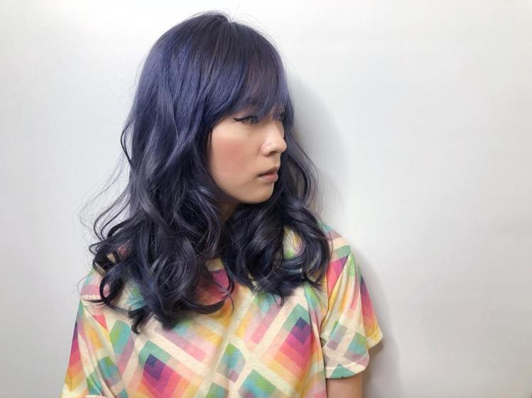 髮型創作/Winni Dong。圖/StyleMap提供