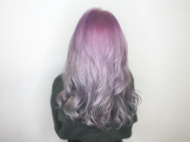 髮型創作/黃蘘婷 Ava。圖/StyleMap提供