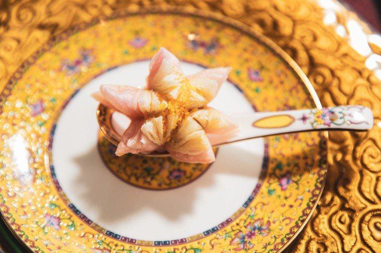 外型討巧的荷花酥。圖/台北遠東飯店提供