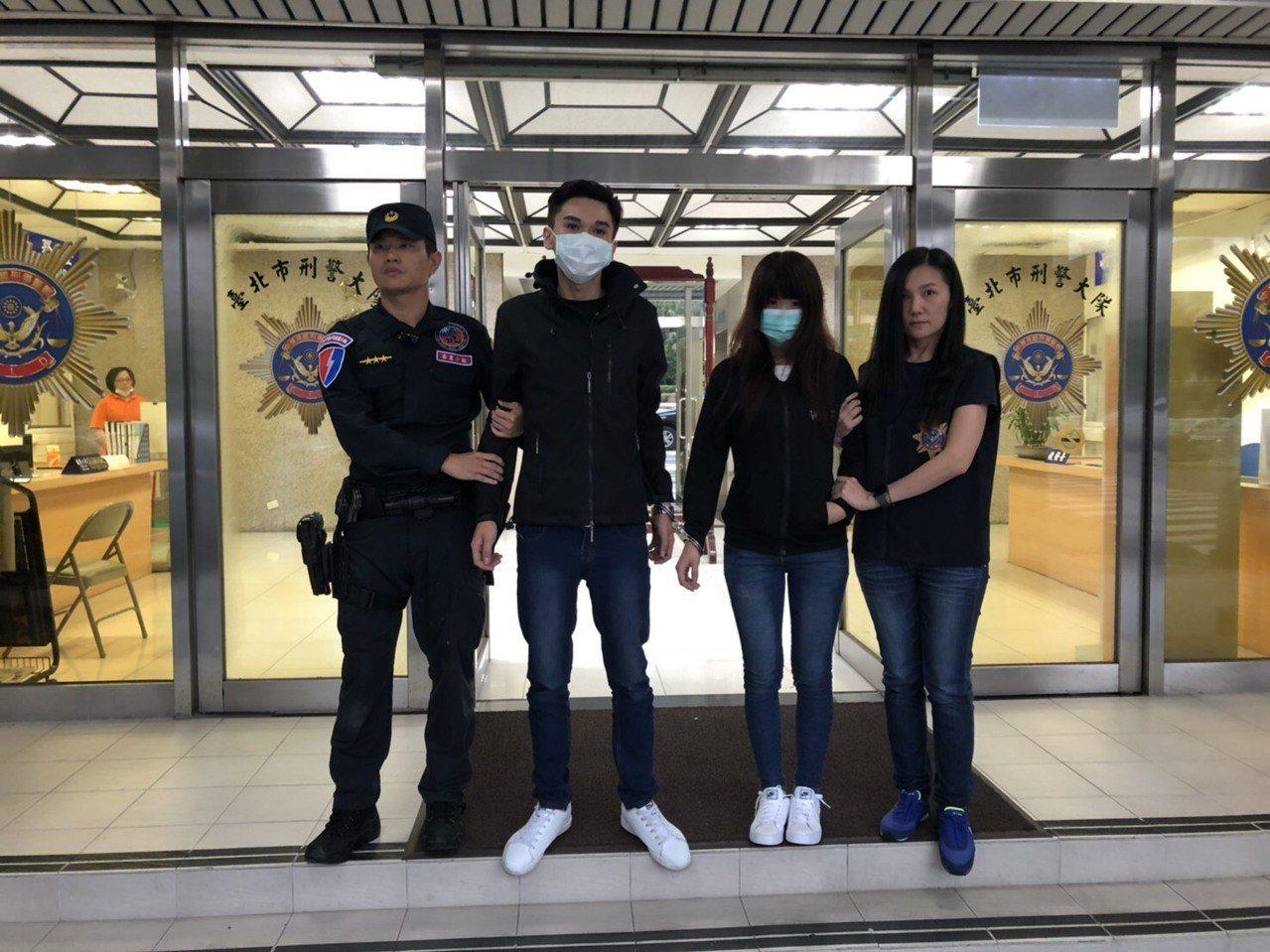 北市警刑警大隊偵一隊日前根據線報得知,台北地區有一名綽號「誠哥」的曾姓幫派份子涉...