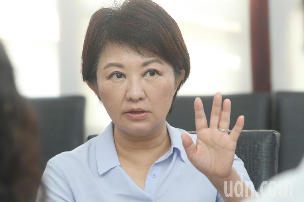 國民黨台中市長參選人盧秀燕今天表示,她將在有限時間內全力衝刺,包括舉行區塊式造勢...