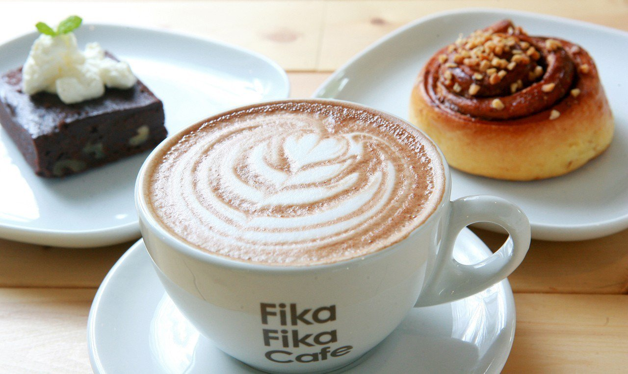 fika fika cafe是許多咖啡迷的朝聖地之一。圖/報系資料照