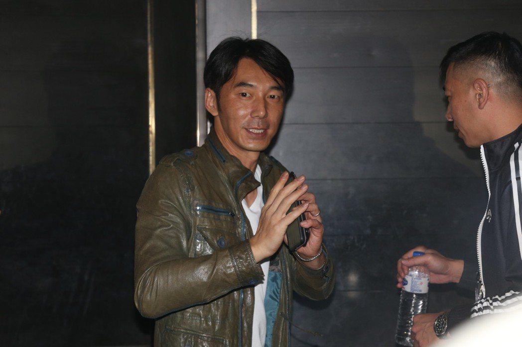 李李仁。記者林俊良/攝影