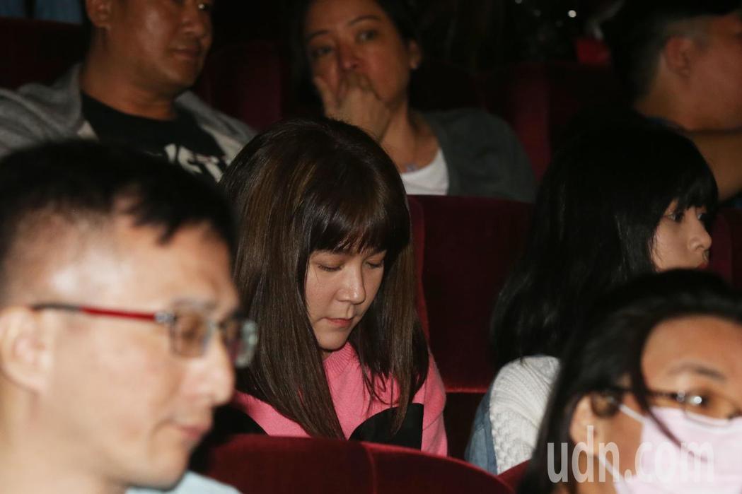 陶晶瑩演唱會眾星雲集 ,袁惟仁前妻陸元琪帶著女兒也到場,。記者林俊良/攝影