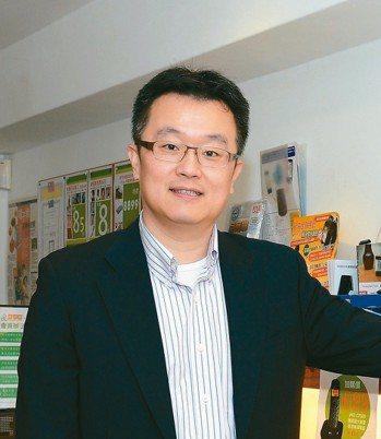 張慶光/樂齡網總經理