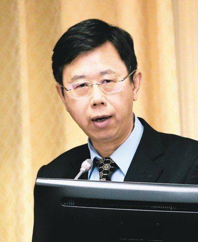 調查局長呂文忠在立院表示,有陸資金援國內特定的候選人,但境外查察有難度,調查局仍...
