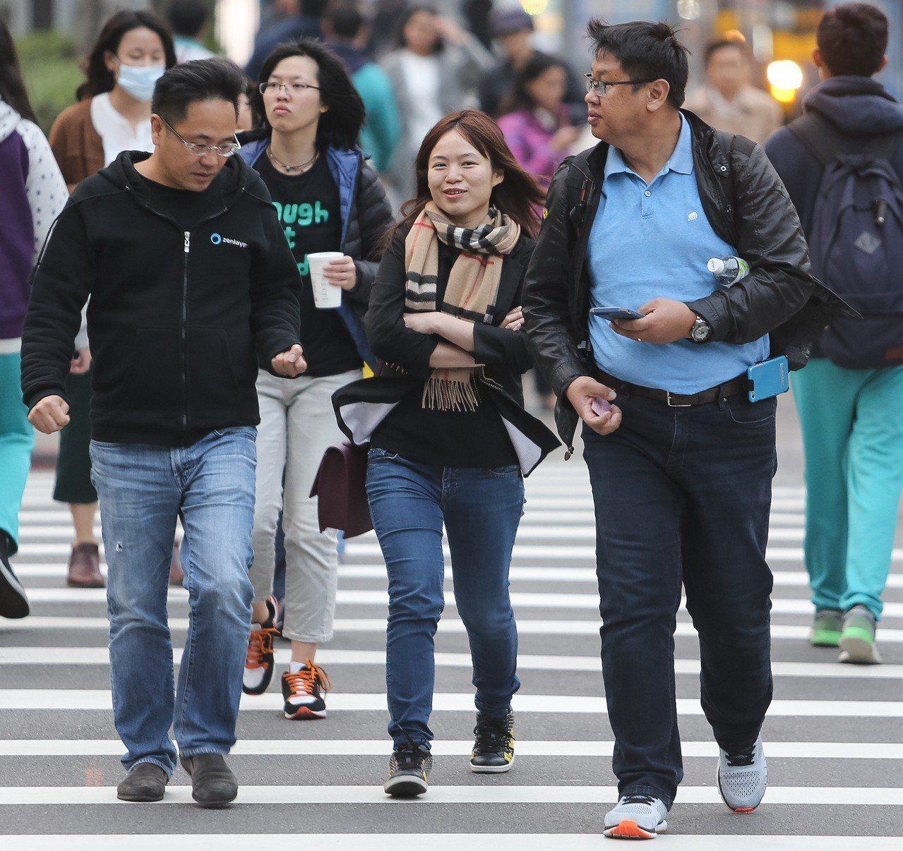 未來一周天氣,要把握穩定溫暖的前半周,周五起北台灣天氣轉涼偶雨。 聯合報系資料照...