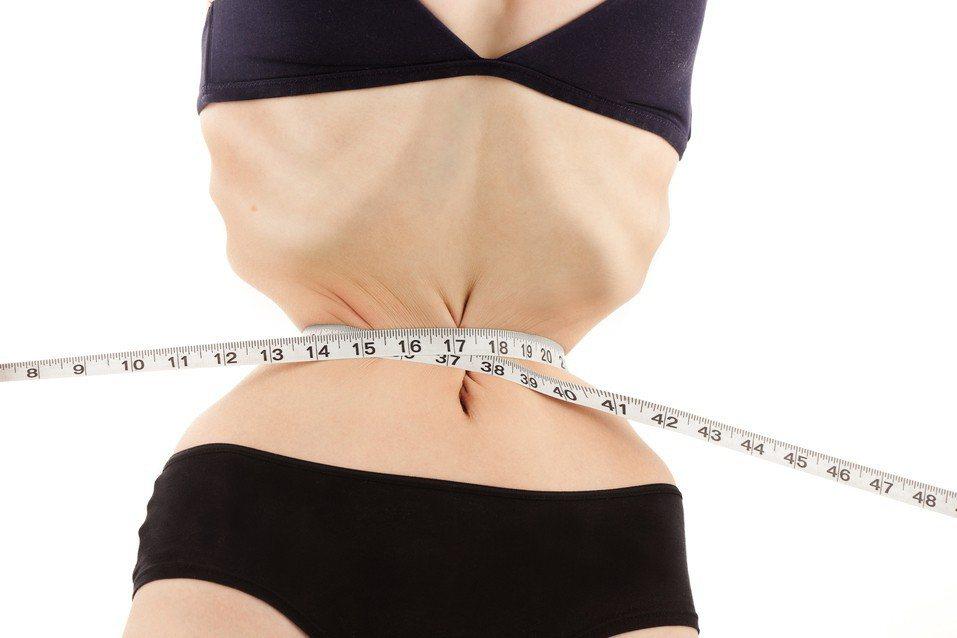 減肥、減重示意圖。ingimage