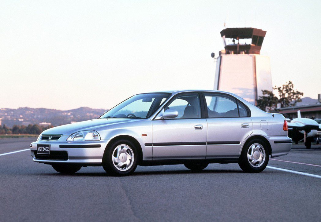 Civic FERIO銷售不如預期。 摘自Honda