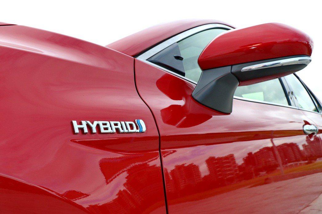 下一台國產HYBRID車款會是哪台車? 記者陳威任/攝影