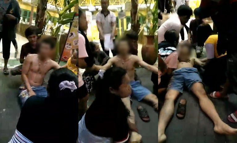 泰國一名男子腿傷還沒復原就去做全身精油按摩,30分鐘後竟因「肺栓塞」猝死。 擷自...