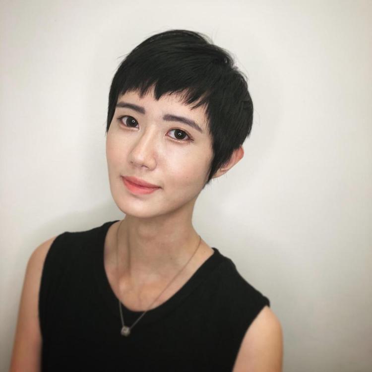 髮型創作/Kentri Zhang。圖/StyleMap提供