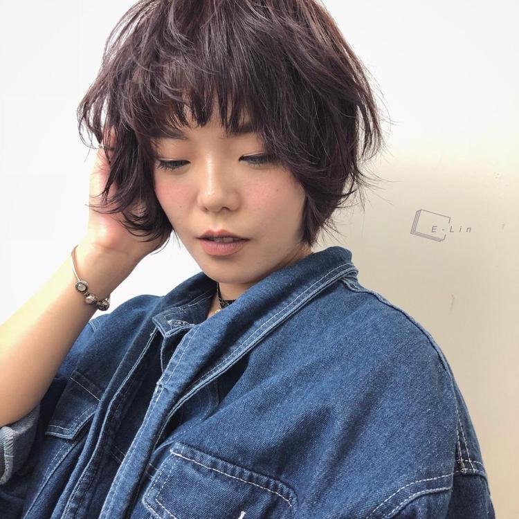 髮型創作/sieg_elin。圖/StyleMap提供