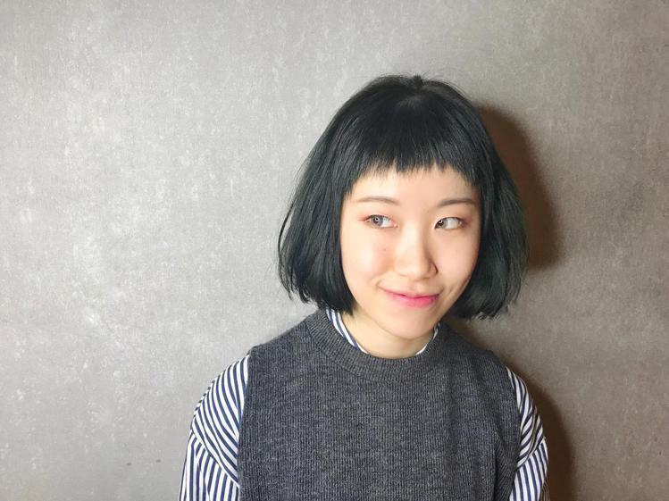 髮型創作/Ethan Chang。圖/StyleMap提供