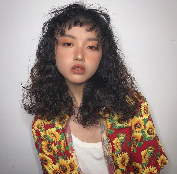 髮型創作/WHY4 JoJo。圖/StyleMap提供