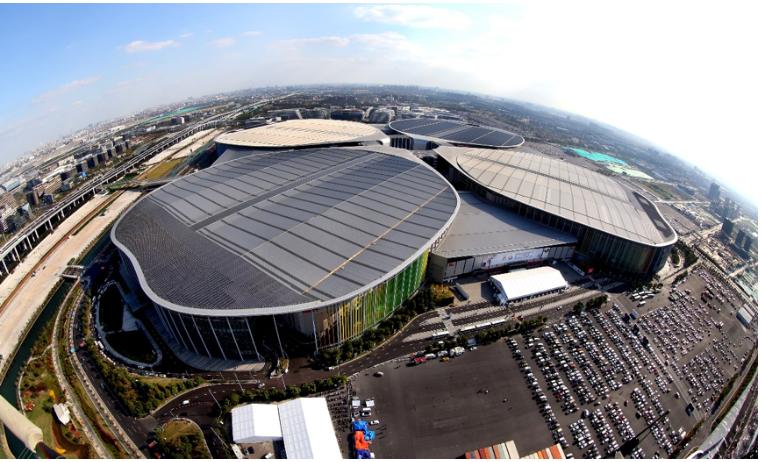 中國首屆國際進口博覽會5日開幕。進博會官網。